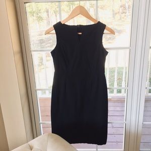 Gap Black Sleeveless Dress